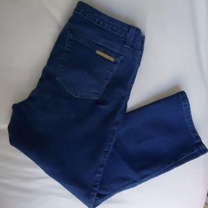 Michael Kors Capri Denim pants